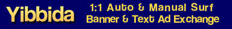 1:1 Traffic Exchange - 1000 Bonus Autosurf Credits